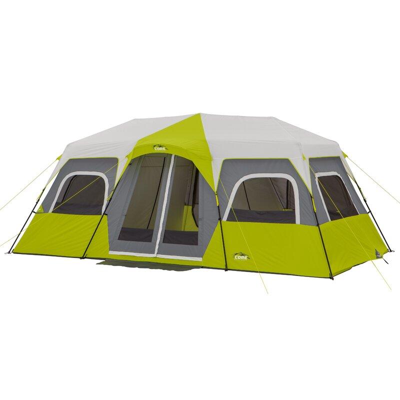 12 Person Instant Cabin Tent  sc 1 st  Wayfair & Tents Youu0027ll Love | Wayfair