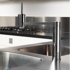 Maestro Bath ARM Joystick Single Handle Deck Mounted Kitchen Faucet
