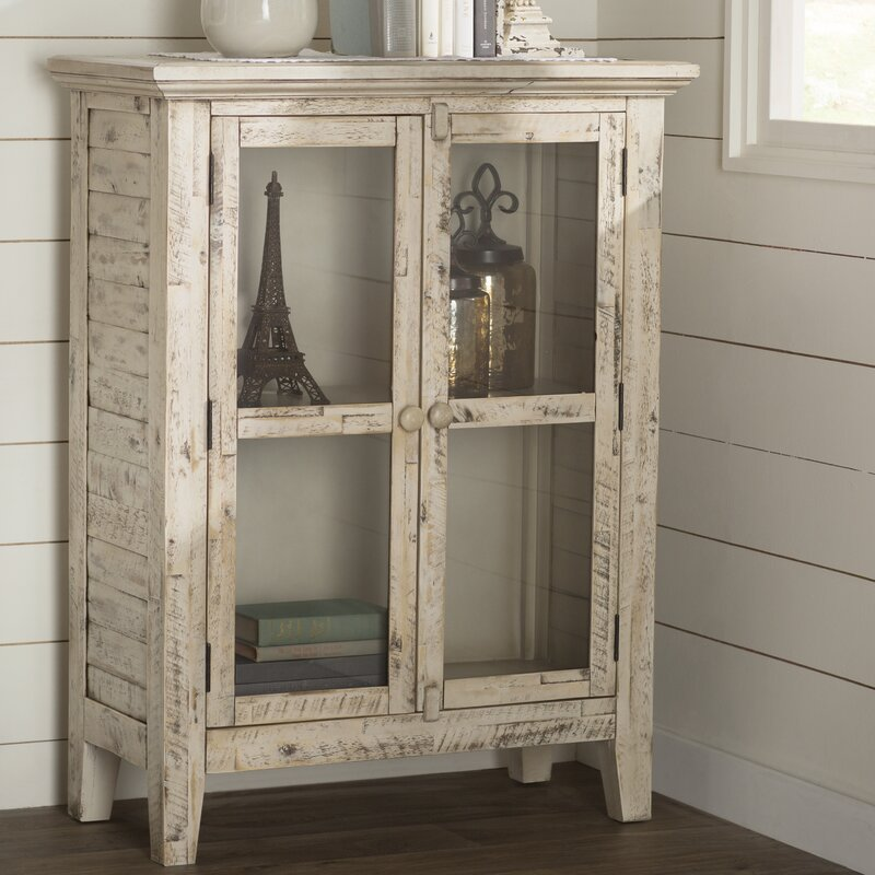 Eau Claire 2 Door Accent Cabinet & Reviews