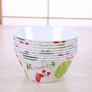 18 oz. Melamine Salad Bowl (Set of 8)
