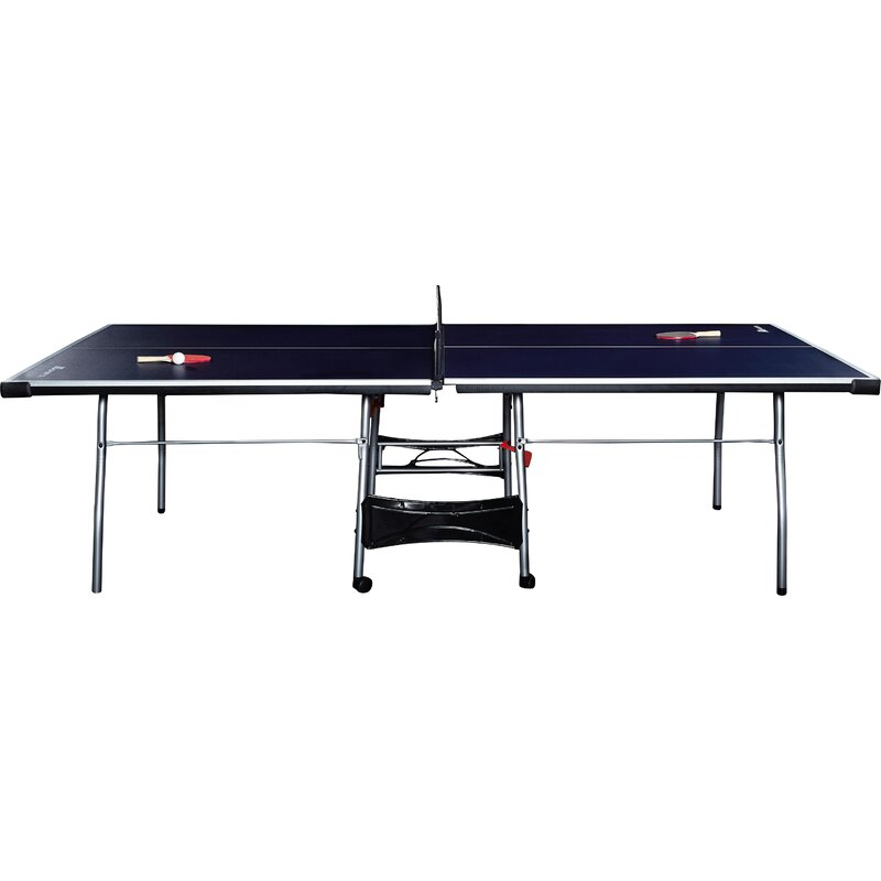 Official Size Playback Indoor Table Tennis Table