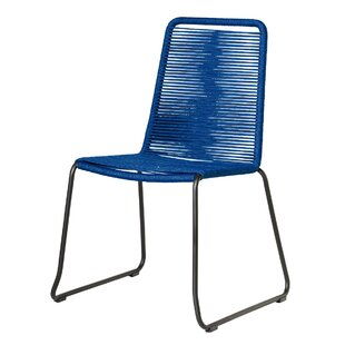 Blue Outdoor Dining Chairs