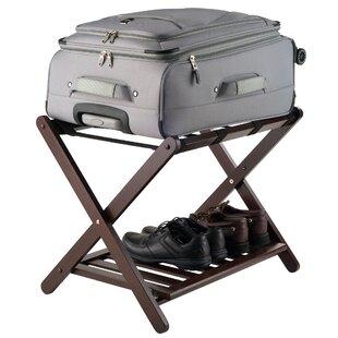 Attrayant Remy Luggage Rack With Shelf