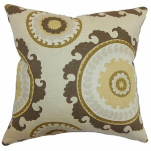 Obyan Geometric Throw Pillow