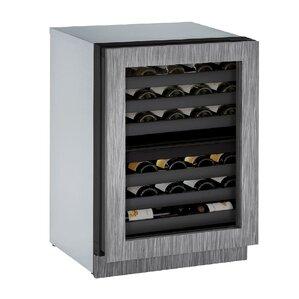 42 Bottle 3000 Series Dual Zone Built-in Wine Cellar by U-Line