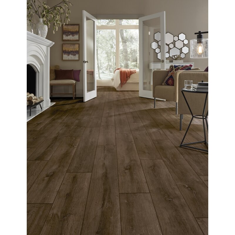 Mannington Restoration Wide Plank 8 X 51 X 12mm Oak Laminate