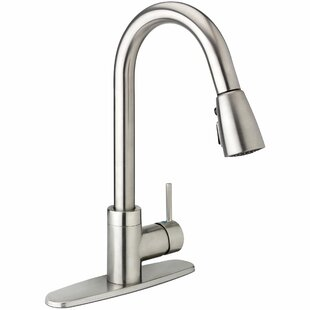Brushed Nickel Kitchen Faucets Youll Love Wayfair - Wayfair kitchen faucets