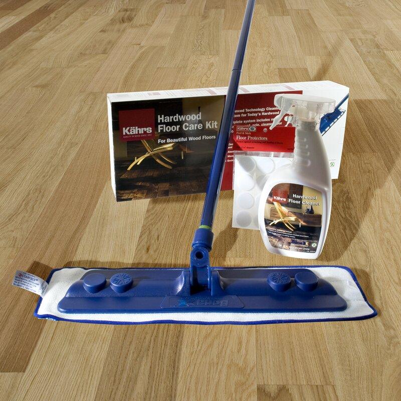 Kahrs Wood Floor Care Kit Wayfair