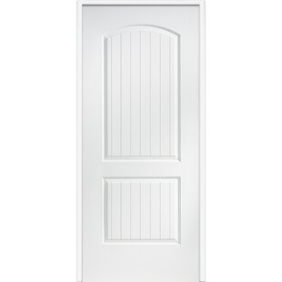 Cashal Smooth Surface Fir Rated Solid Panelled Prehung Interior Door