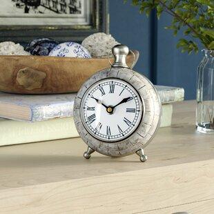 lighted clocks table