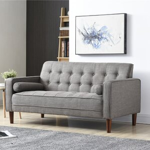 Couch In Bedroom small bedroom couch | wayfair