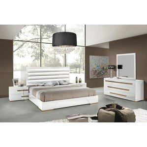 Sabra Platform Bedroom Set | AllModern