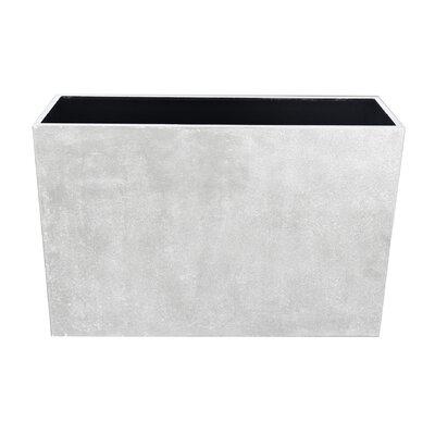 Williston Forge Weibel Metal Planter Box