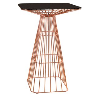 Eustaquio Iron Pub Table Today Only Sale