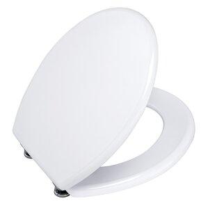 circular toilet seat uk. Prima Hard Round Toilet Seat Seats  Wayfair co uk