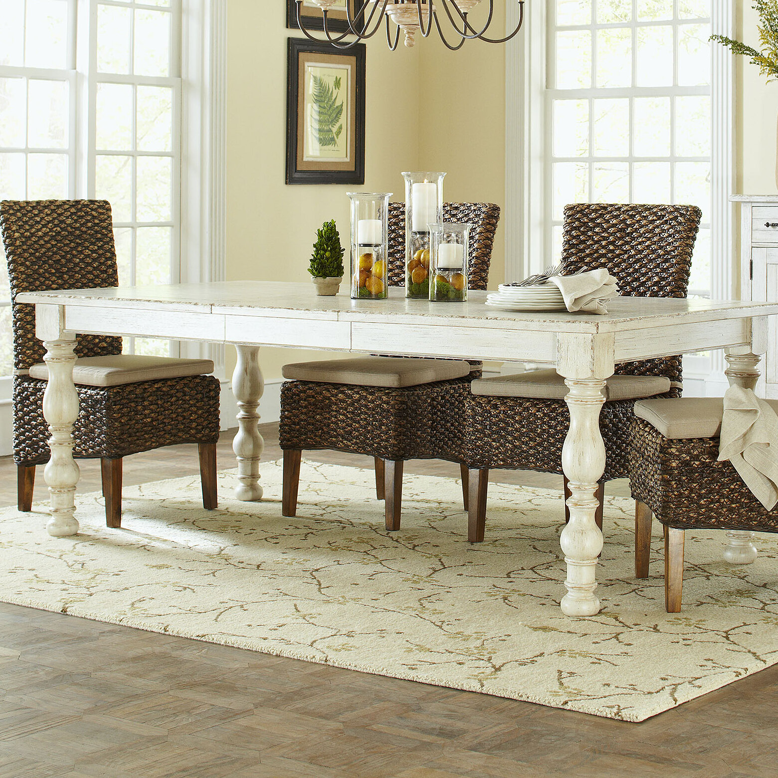 Birch LaneTM Heritage Artur Extending Dining Table Reviews
