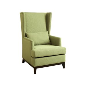Amory Wingback Arm Chair by Hokku Designs