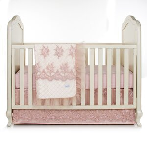 Remember My Love 3 Piece Crib Bedding Set
