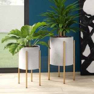 Modern Pot Planters Allmodern