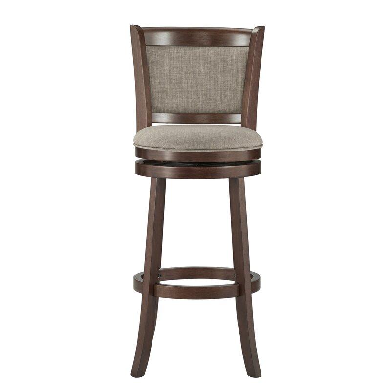 "Swivel Bar Chair three posts heartwood 29"" swivel bar stool & reviews | wayfair"