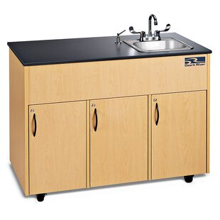 Portable Kitchen With Sink | Wayfair