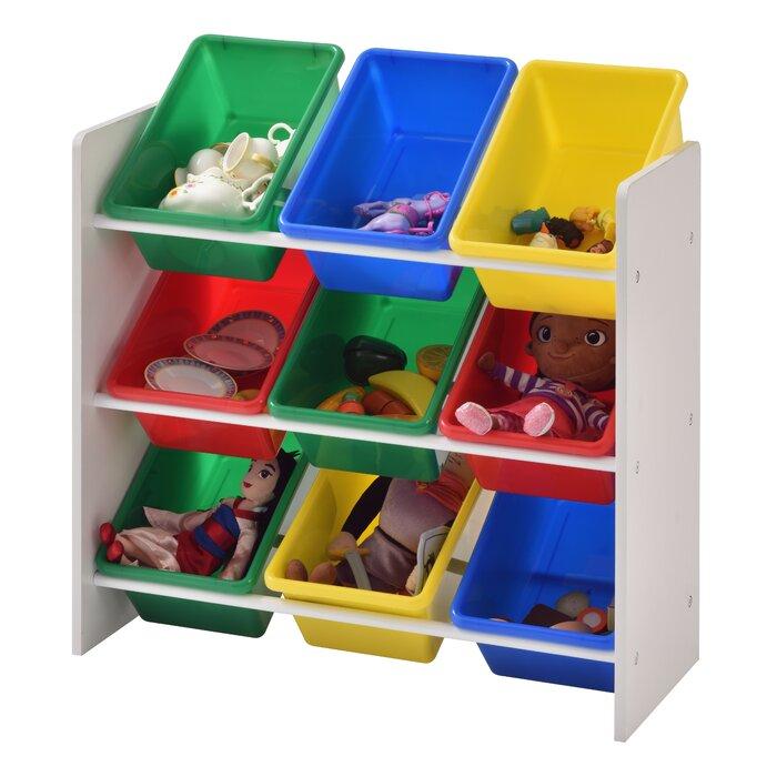 Hindman Kids Storage Toy Organizer