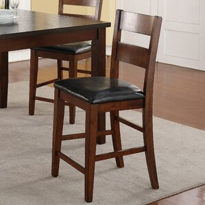 Constance Upholstered Dining Chair (Set of 2) by Latitude Run