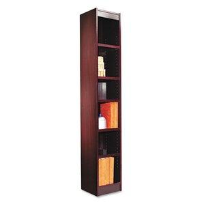 Narrow Profile 72 Standard Bookcase