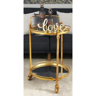 Crockett Bar Cart