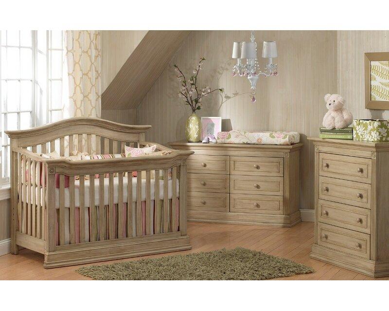 Wayfair Baby Cache Montana 4 In 1 Convertible Crib