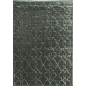 Belper Blue/Black Area Rug
