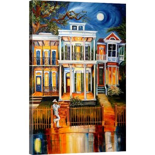 2b4d0a733449 Gallery Wrapped Canvas New Orleans Wall Art You'll Love | Wayfair