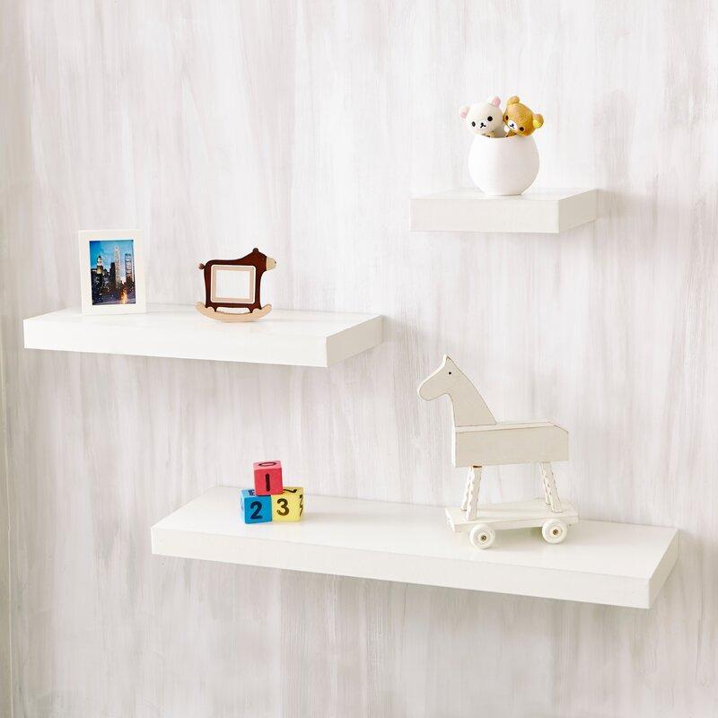 Wrought Studio Eco Floating Shelf Amp Reviews Wayfair Ca