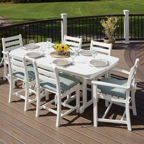Hampton Bay Dining Set Outdoor   Wayfair