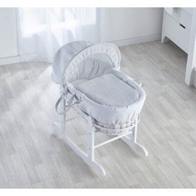Moses Baskets Cribs Amp Bedside Cribs You Ll Love Wayfair