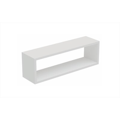 Modern Amp Contemporary Floating Media Shelf Allmodern