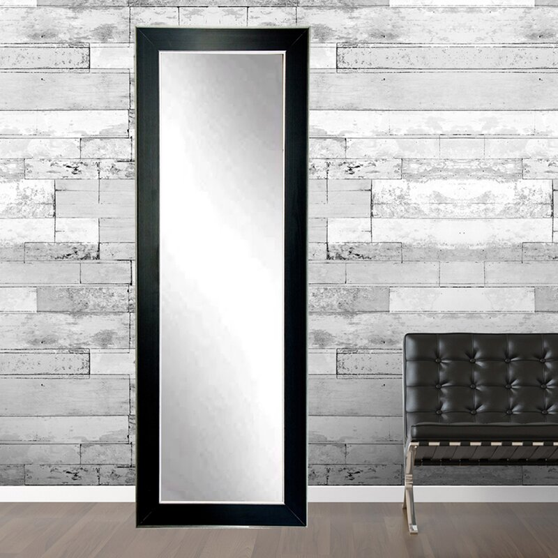 American Value Current Trend Apartment Full Length Wall Mirror Wayfair
