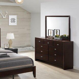 Mirror Dressers You\'ll Love   Wayfair