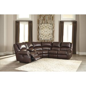 Oskar Reclining Sectional ..