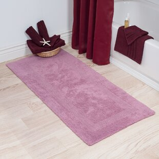 Pink Bath Rugs Amp Mats You Ll Love
