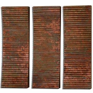 Wall Decor Set copper metal wall art you'll love | wayfair