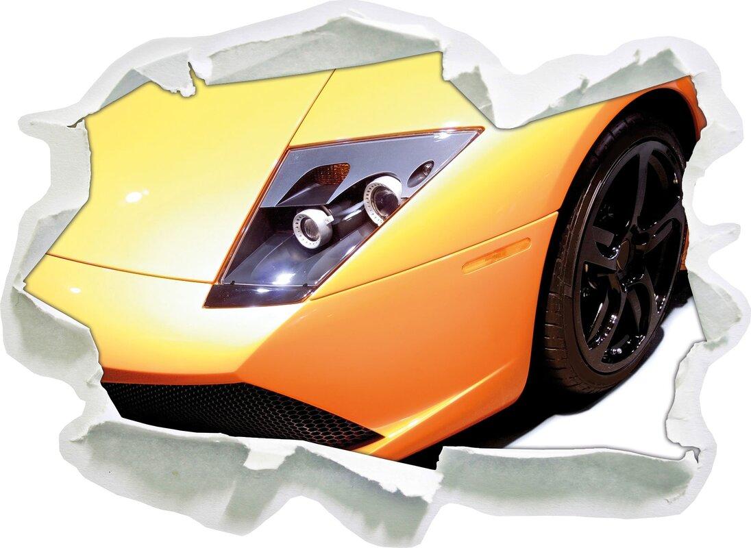 Pixxprint Lamborghini Wall Sticker & Reviews | Wayfair.co.uk