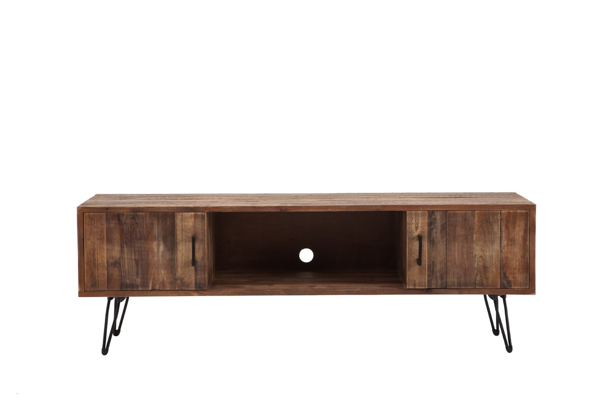 union rustic stolp media  tv stand  reviews  wayfair - stolp media  tv stand