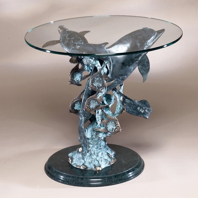SPI Home Dolphin Seaworld End Table Reviews