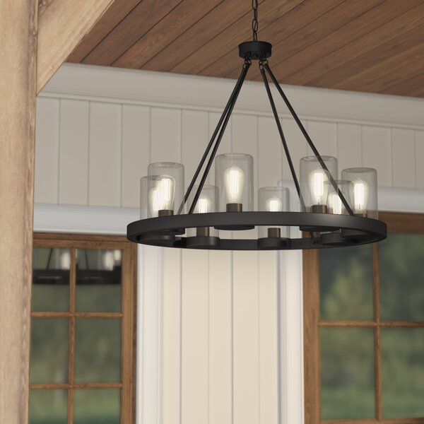 Laurel Foundry Modern Farmhouse Mount Vernon 8 Light