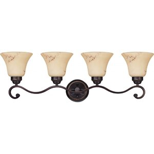 Neva 4-Light Vanity Light