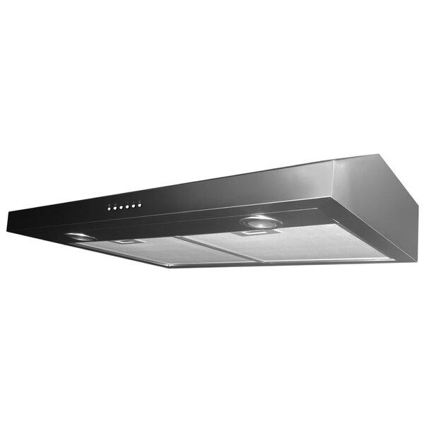 Ancona 30 Slim Series 300 CFM Convertible Under Cabinet Range