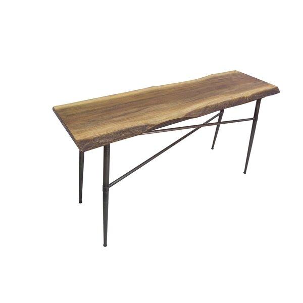 Beau Dumont Mango Wood Console Table