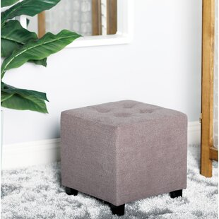 Marvelous Isabelle Square Tufted Ottoman Wayfair Andrewgaddart Wooden Chair Designs For Living Room Andrewgaddartcom