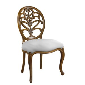 Parc Saint-Germain Solid Wood Dining Chair by French Heritage